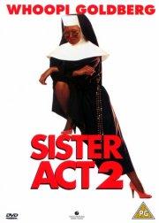 halløj i klosteret 2 / sister act 2 - DVD