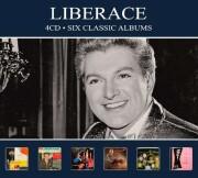liberace - six classic albums - cd