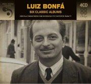 luiz bonfa - six classic albums - cd