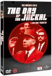 sjakalen / the day of the jackal - DVD