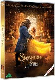 skønheden og udyret - 2017 / beauty and the beast - DVD