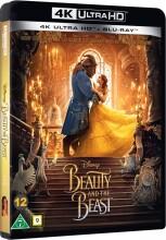 beauty and the beast / skønheden og udyret - 2017 - 4k Ultra HD Blu-Ray