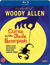skorpionens forbandelse / the curse of the jade scorpion - Blu-Ray