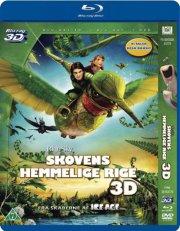 skovens hemmelige rige  - 3D blu-ray+dvd