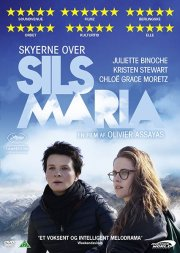 clouds of sils maria / skyerne over sils maria - DVD