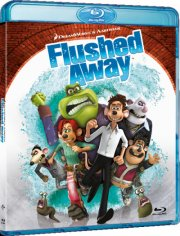skyllet væk / flushed away - Blu-Ray
