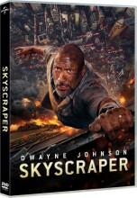 skyscraper - the rock - 2018 - DVD