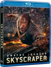 skyscraper - the rock - 2018 - Blu-Ray