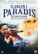 slangen i paradis / return to eden - 1983 - DVD