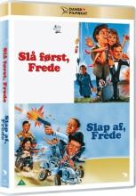 slap af, frede // slå først, frede - DVD