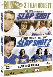 slap shot // slap shot 2 - breaking the ice - DVD