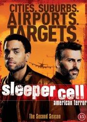 sleeper cell - sæson 2 - DVD