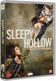 sleepy hollow - sæson 2 - DVD