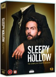 sleepy hollow - sæson 4 - DVD