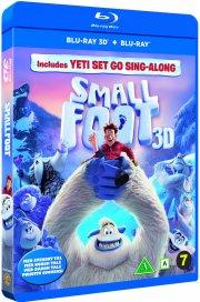 smallfoot - 3D Blu-Ray