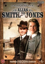 alias smith and jones - sæson 2 - boks 2 - DVD