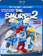 smølferne 2 - 3D Blu-Ray
