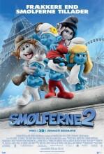 smølferne 2 / the smurfs 2 - Blu-Ray