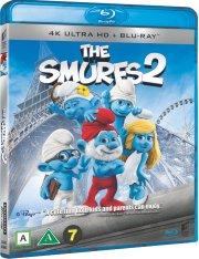 smølferne 2 - 4k Ultra HD Blu-Ray