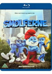 smølferne / the smurfs - Blu-Ray
