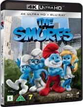 smølferne / the smurfs - 4k Ultra HD Blu-Ray