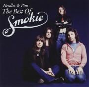 smokie - needles & pin: the best of smokie [dobbelt-cd] - cd