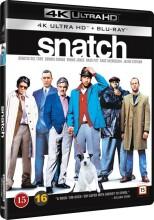 snatch - 4k Ultra HD Blu-Ray