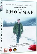 snemanden / the snowman - DVD