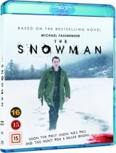snemanden / the snowman - Blu-Ray