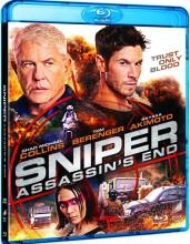 sniper: assassins end - Blu-Ray