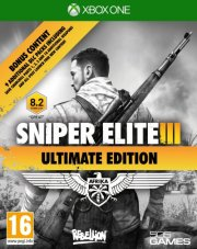 sniper elite iii (3) - ultimate edition - xbox one