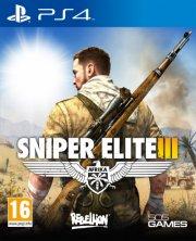 sniper elite 3 - PS4