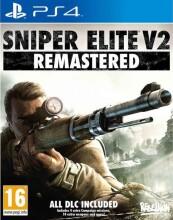 sniper elite v2 remastered - PS4