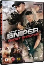 sniper: ghost shooter - DVD
