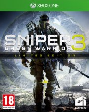 sniper: ghost warrior 3 - limited edition - xbox one
