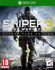 sniper: ghost warrior 3 - season pass edition - xbox one