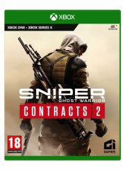 sniper ghost warrior contracts 2 - xbox one