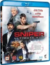 sniper: ultimate kill - Blu-Ray