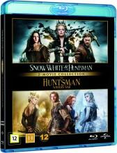 snow white and the huntsman / the huntsman: winters war 1+2 boks - Blu-Ray