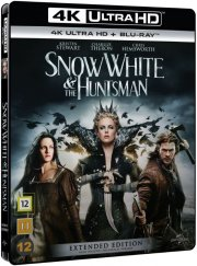 snow white and the huntsman - 4k Ultra HD Blu-Ray