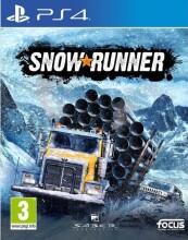 snowrunner: a mudrunner - PS4