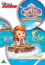 sofia den første / sofia the first - det flydende palads - DVD