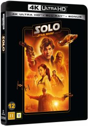 solo - a star wars story - 2020 udgave - 4k Ultra HD Blu-Ray