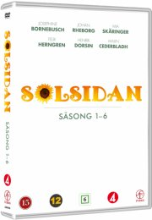 solsidan - sæson 1-6 - DVD