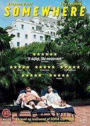 somewhere - DVD
