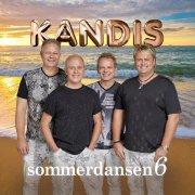 kandis - sommerdansen 6 - 2018 - cd