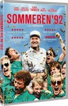 sommeren 92 - DVD
