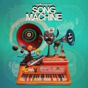 gorillaz - song machine season one: strange timez - cd