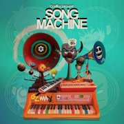 gorillaz - - song machine: season one: strange timez - cd