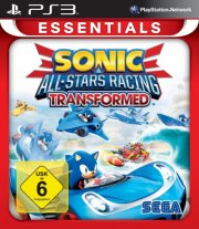 sonic all-star racing: transformed (essentials) - PS3